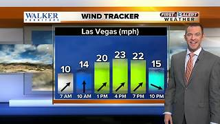 13 First Alert Las Vegas Weather May 11 Morning - Video