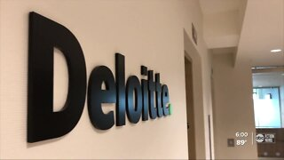 Company behind unemployment issues hired