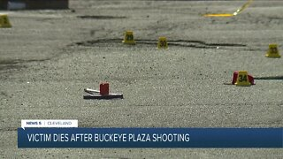 Homicide investigation underway after man shot at Cleveland shopping plaza