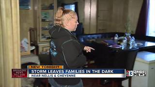 The lights are on after a power outage plunges a community into darkness - Video