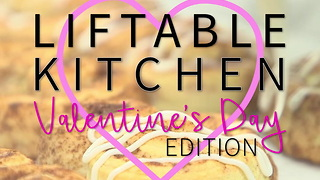 Valentine's Liftable Kitchen - Video