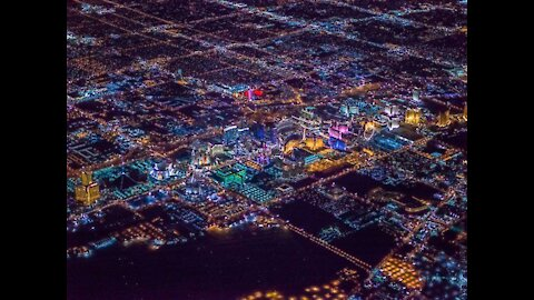Amazing LAS VEGAS Nighttime Helicopter Tour
