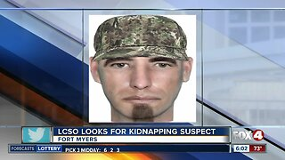 Deputies hope to identify attempted kidnapping suspect