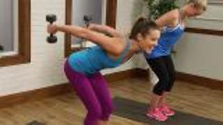 10-Minute Workout to Tighten the Arm Jiggle - Video