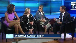 'Changing the Face of Fashion': Fashion show includes models of all abilities - Video
