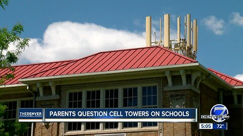Parents concerned over proposal to put cell towers on 30 DPS buildings