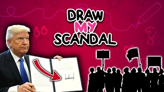 'Muslim Ban' Fully Explained || Draw My Scandal - Video