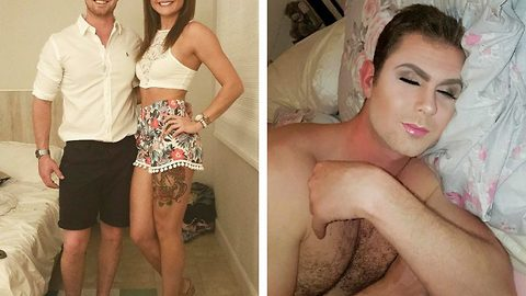 Receptionist gets revenge on boyfriend by giving him makeover in sleep after boozy night ruins plans