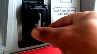 How to avoid gas pump card skimmers - Video