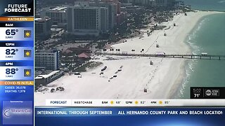 Pinellas, Sarasota County beaches opening for full use Monday