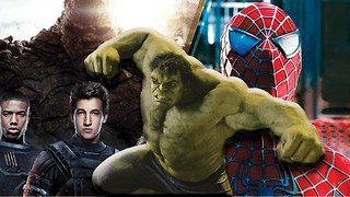 Top 10 WORST Superhero Movies Ever - Video
