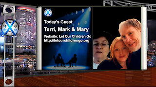 Terri, Mark, Mary - Save The Children, The Entire System Is Rigged, It's Time To Take It Back