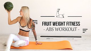 How to up your ab game with fruit