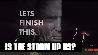 Is the STORM upon us!