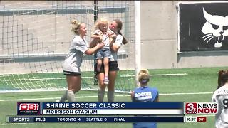 Girls Shrine Soccer Classic - Video