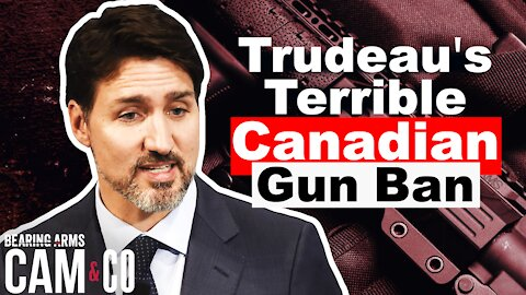 The Terrible Trouble With Trudeau's Canadian Gun Ban
