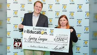 Excellence in Education 2/13/18: Lynsey Lanagan - Video