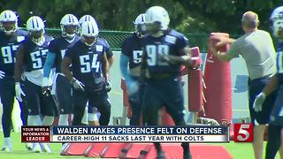 Defense Rules First Day In Pads - Video