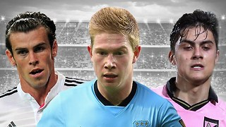 Transfer Talk | De Bruyne to Manchester City and Bale to United? - Video