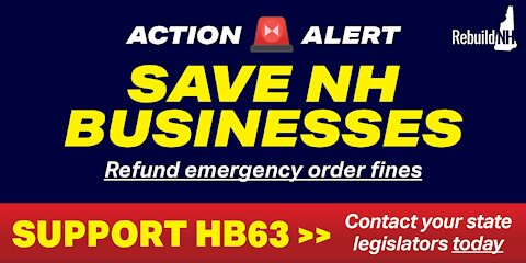 Small NH Businesses Are Being Fined For Trying To Survive!