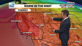 13 First Alert Weather for January 31 2018 - Video