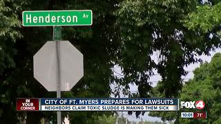 Ft. Myers hires law firm for toxic sludge issue - Video