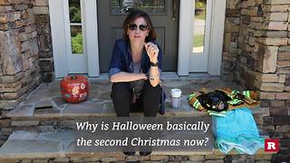 Halloween is the new Christmas with Elissa the Mom | Rare Life - Video