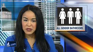 Every Madison district school building will soon have a bathroom open to all genders - Video