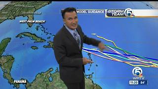 Friday night Tropical Update - Video