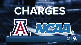 Report: Arizona is charged with five Level 1 violations
