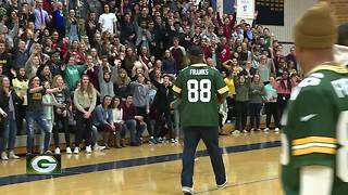 Packers Tailgate Tour departs and makes surprise stops - Video