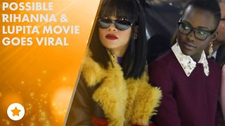 Riri and Lupita are on board to make a movie! - Video