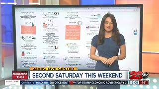 Second Saturday in Bakersfield - Video