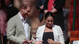 Meghan, Harry Start Whirlwind Morocco Tour