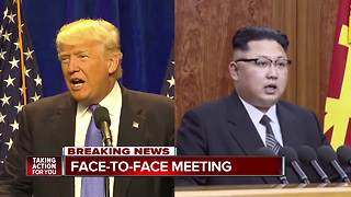 N. Korea leader Kim Jong Un, US President Trump to meet - Video