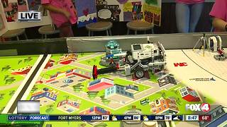 Homeschool robotics team qualifies for state competition - 8:30am live report - Video
