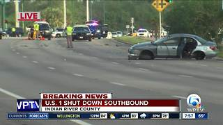 Young child killed, 3 others hurt in Indian River County - Video