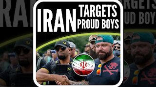 Iran Using Proud Boys to Target Democratic Voters Via Email