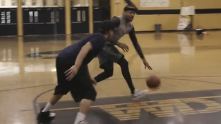 "Allen Iverson is Back at ""Practice!"" and He's STILL Got It - Video"