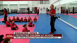 Parents: Active shooter training for children, teens more important than ever - Video