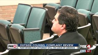 Fate of Ft. Myers City Attorney rests in council's hands - Video