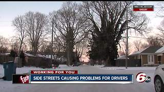 Who's responsible for clearing side streets of snow and ice? - Video