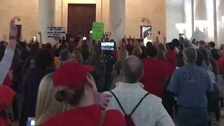 West Virginia Teachers Celebrate as Deal on Pay Reached - Video