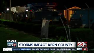 A look at storm damage - Video