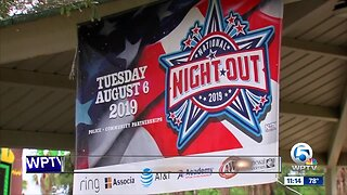 National Night Out in Port St. Lucie