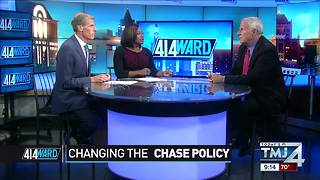414ward: Changing the police chase police in Milwaukee? - Video