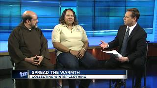 Spread the Warmth Drive - Video