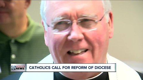 Buffalo Diocese in urgent need of major reform, lay Catholics say
