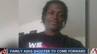 Kansas City family asks shooter to come forward - Video