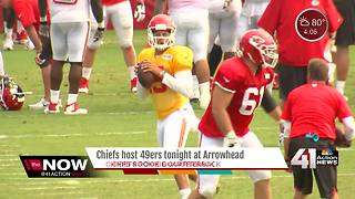 Chiefs host 49ers in first preseason game of the year - Video